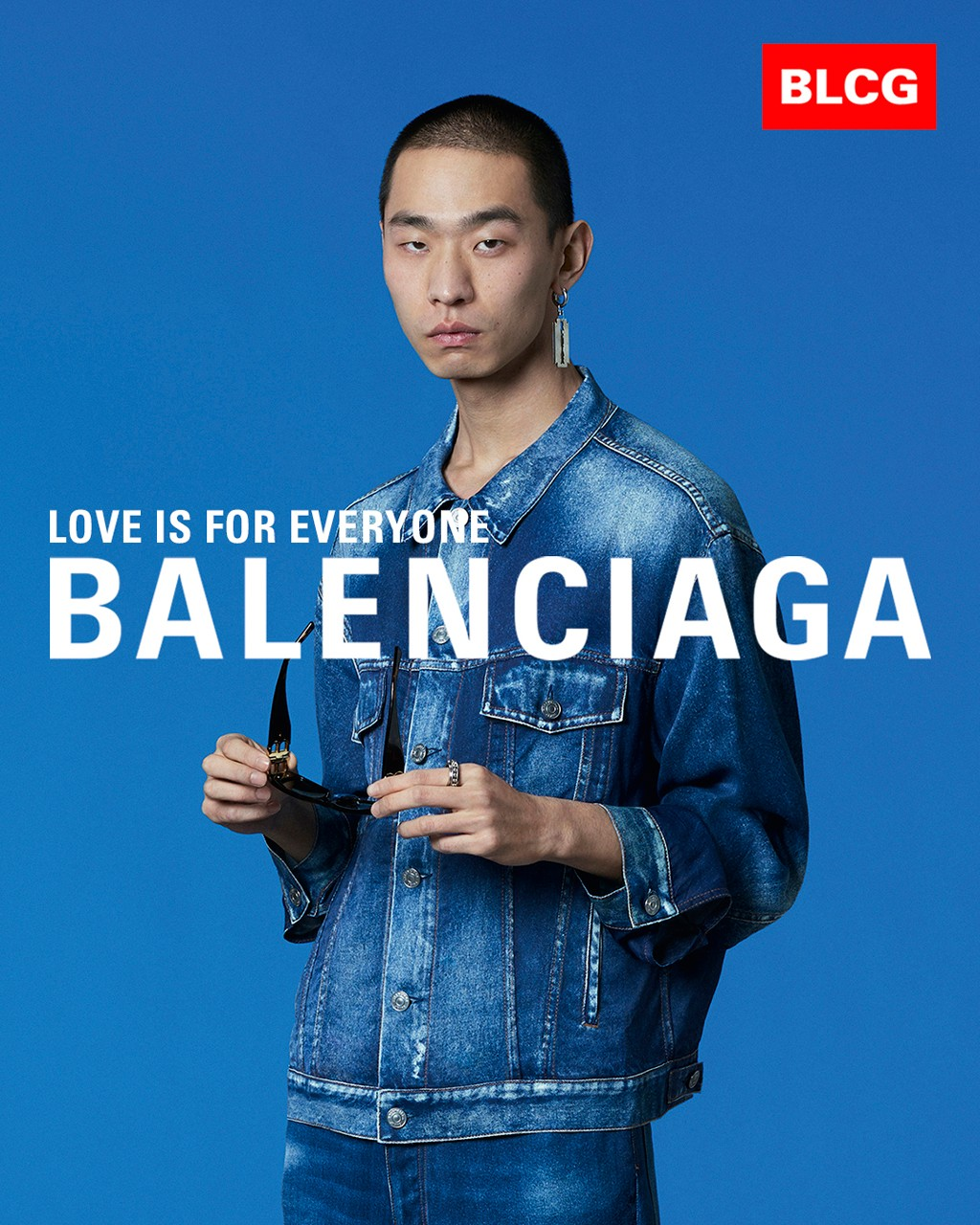 balenciaga new campaign