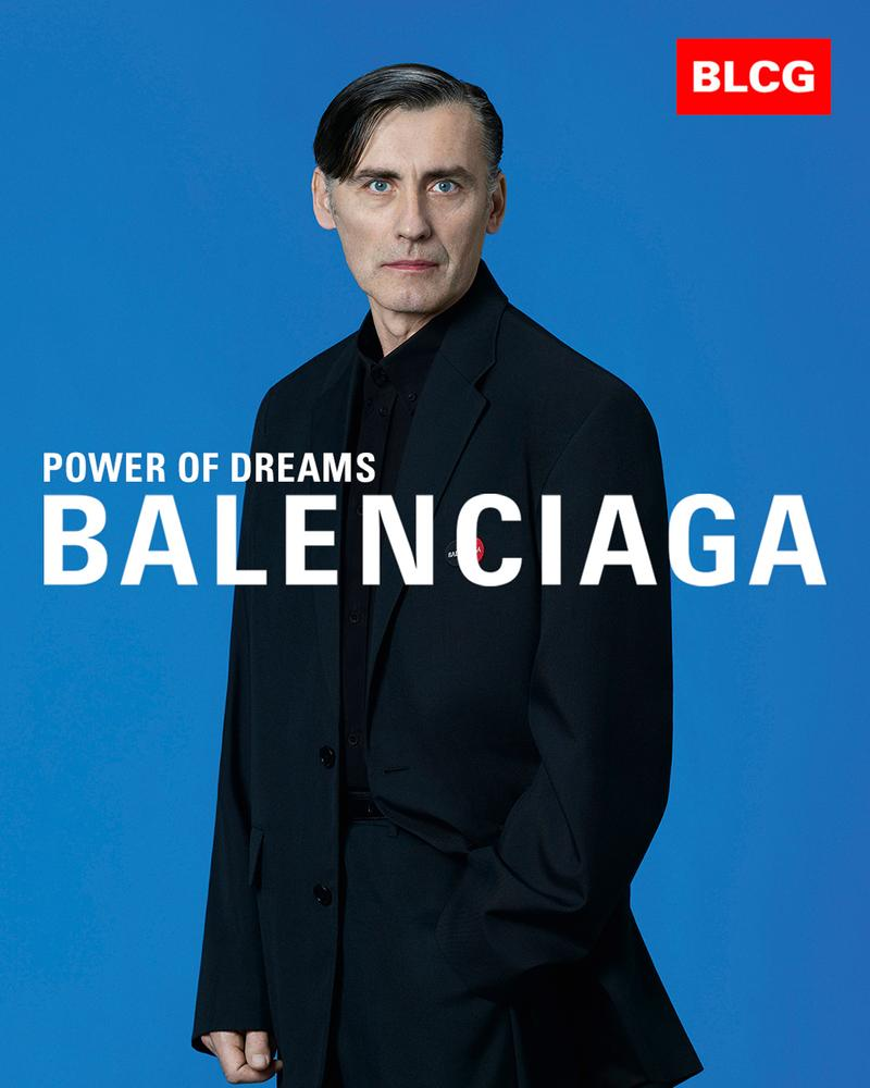 Balenciaga Summer 2020 Collection Campaign imagery ss20 spring mens womens power of dreams
