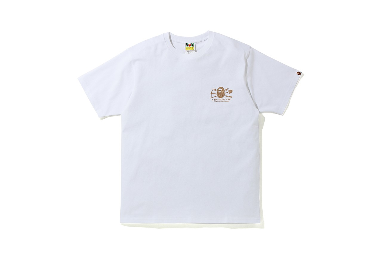 A BATHING APE® 推出全新丹寧「Gold Rush」服裝系列