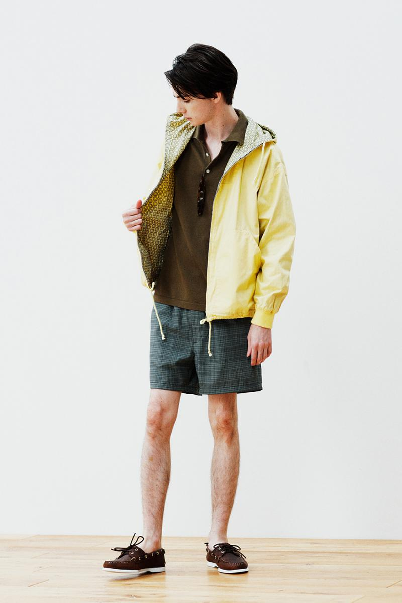 BEAMS Plus SS20 Menswear Collection Lookbook spring summer 2020 japan swingman