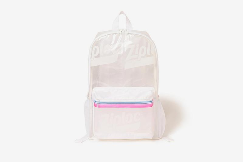 BEAMS Ziploc Bags Spring Summer 2020 Capsule collection couture collaboration accessories coin pouch shoulder bag passport holder manhattan portage transparent plastic T shirt menswear fruit of the loom ray keisuke kanda