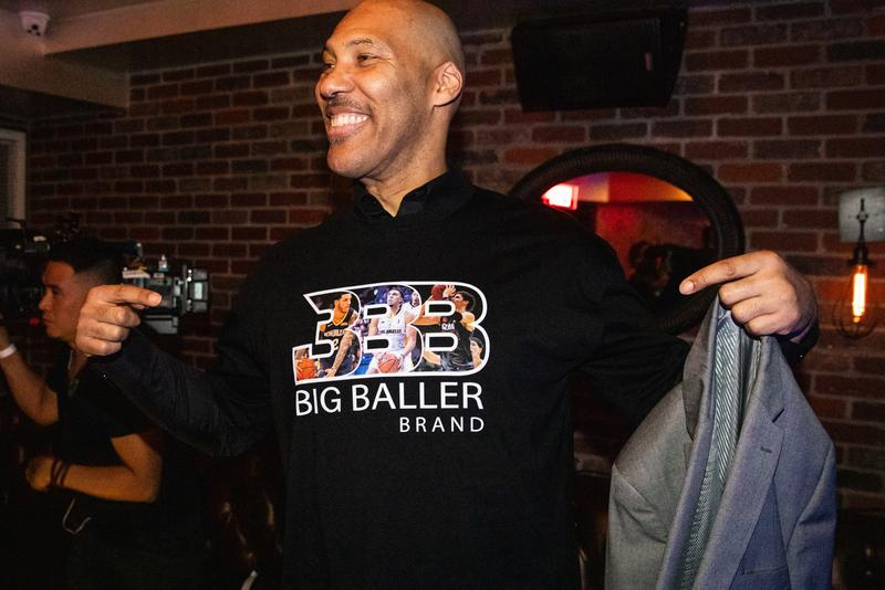 Big Baller Brand Relaunch Release LaVar Ball Info ZO2 LiAngelo LaMelo Sneakers Clothing Accessories