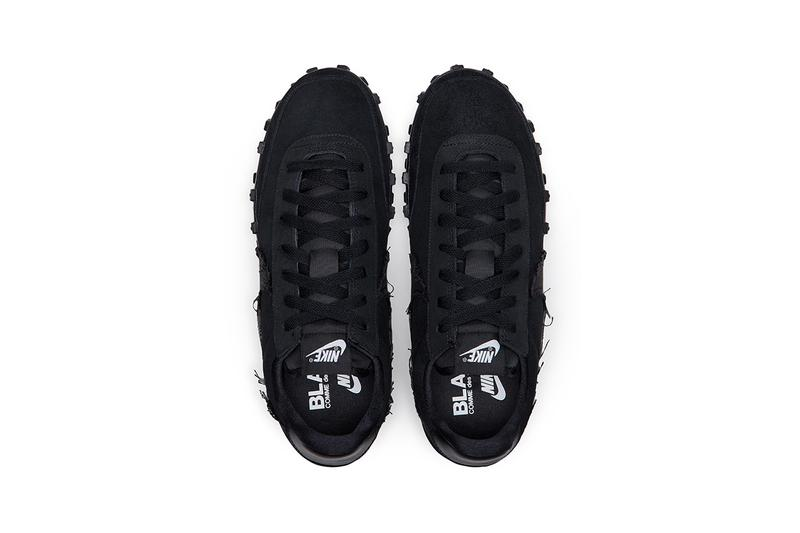BLACK COMME des GARÇONS Nike Waffle Racer 2 release information buy cop purchase new dover street market