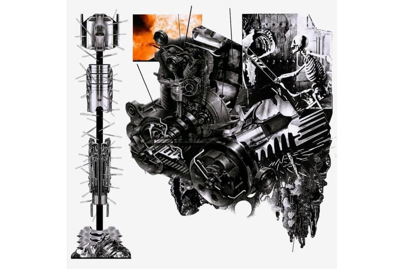 Black Midi Sweater Song Stream experimental london britain united kingdom math rock punk metal band eleven minutes Speedy Wunderground dan carey producer album session Schlagenheim