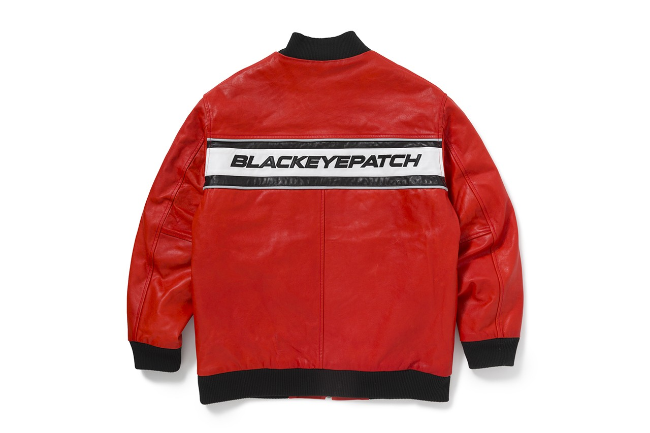 BlackEyePatch Spring Summer 2020 Collection lookbook japanese rapper BADSAIKUSH underground streetwear tokyo imprint jackets coats track suit pants t shirts graphic logos