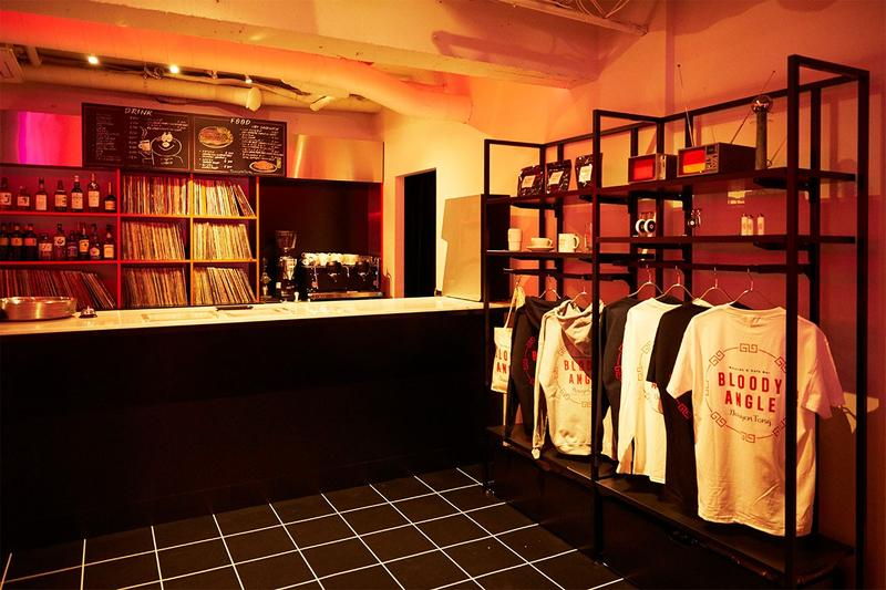 Bloody Angle Dougen Tong Vinyl Cafe Bar Shibuya TONG Yoshirotten Ryuzo Domicile Tokyo Madam Woo Tokyo Mitsuki Tokyo