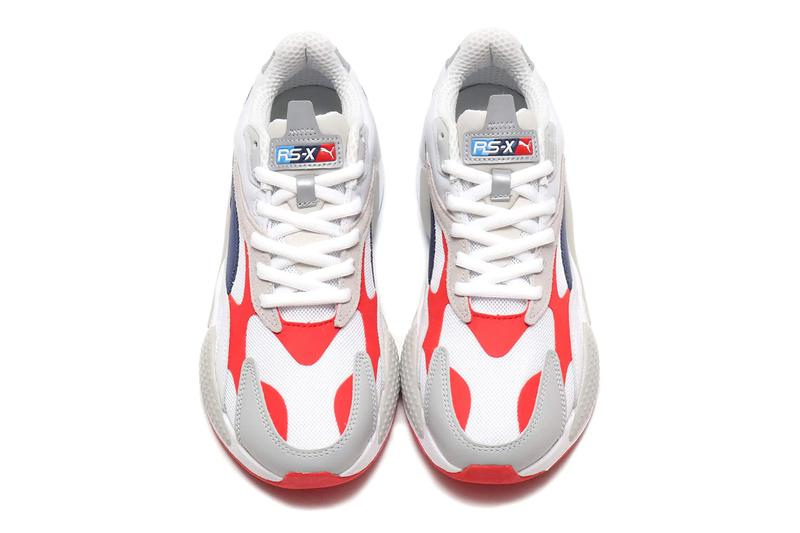 puma bmw rs x3 white red navy blue 306498 01 release date info photos price