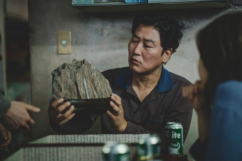 Bong Joon Ho Parasite Accolades awards cannes oscars golden globes screen actors guild awards bafta round up history making foreign film