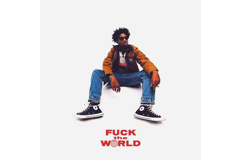 Brent Faiyaz Fuck the World Album Stream: Listen