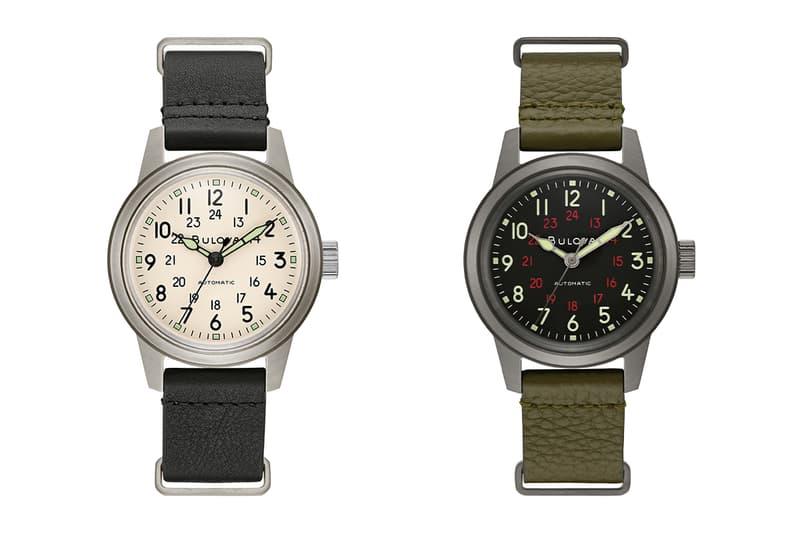 bulova watches accessories military world war 2 ww2 era vintage timepiece hack watch field model