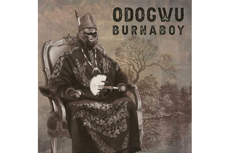 Burna Boy Odogwu Song Stream Release Info