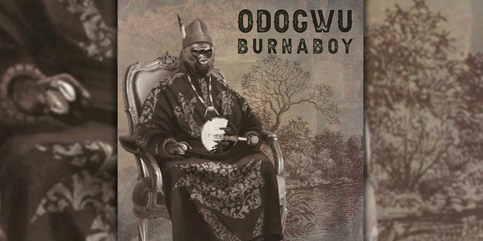"Burna Boy Drops Infectious New Song ""Odogwu"""