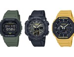 """G-SHOCK Toughens up DW-5600 and GA-2000 Models With """"Utility"""" Colorways"""