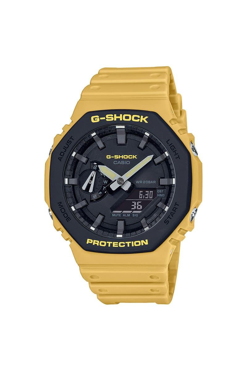 "Casio G-Shock DW-5610, GA-2100 ""Utility"" Pack timepieces watches DW-5610SUS-5JRGA-2100SU-1AJF DW-5610SU-3JF DW-5610SU-8JF DW-5610SUS-5JR"