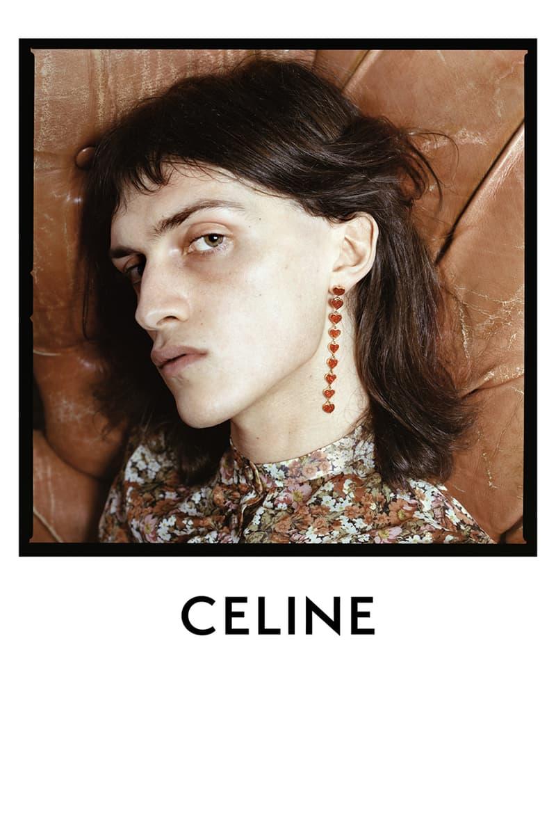 CELINE SS20 Menswear Collection Campaign spring summer 2020 hedi slimane the scarletts ryan turner