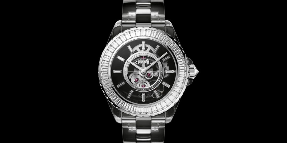 Chanel Unveils Extravagant J12 X-Ray