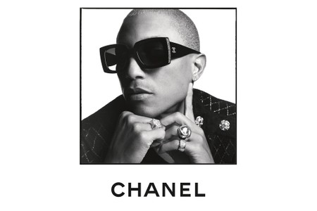 Chanel Taps Pharrell for SS20 Eyewear Campaign