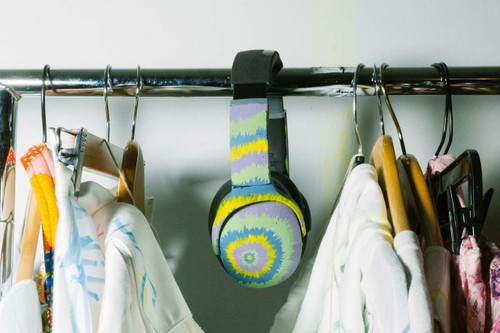 Collina Strada and Skullcandy Debut Colorful Abstract Headphones