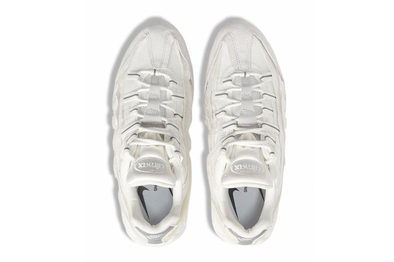 Comme Des Garçons Homme Plus Nike Air Max 95 Release Info Buy Price Browns Black White Grey