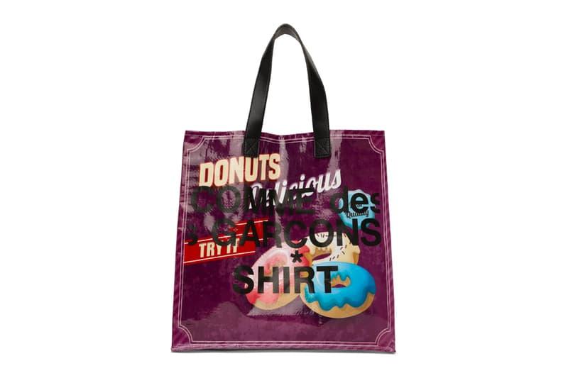 Comme des Garçons Shirt Cupcakes Tote Release Info Buy Price