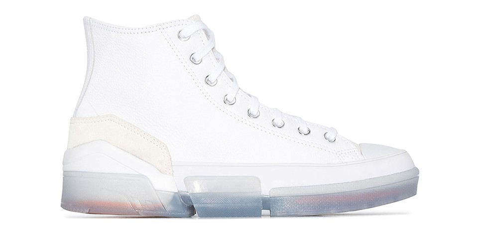 Converse Wraps CPX70 in Premium Leather & Suede