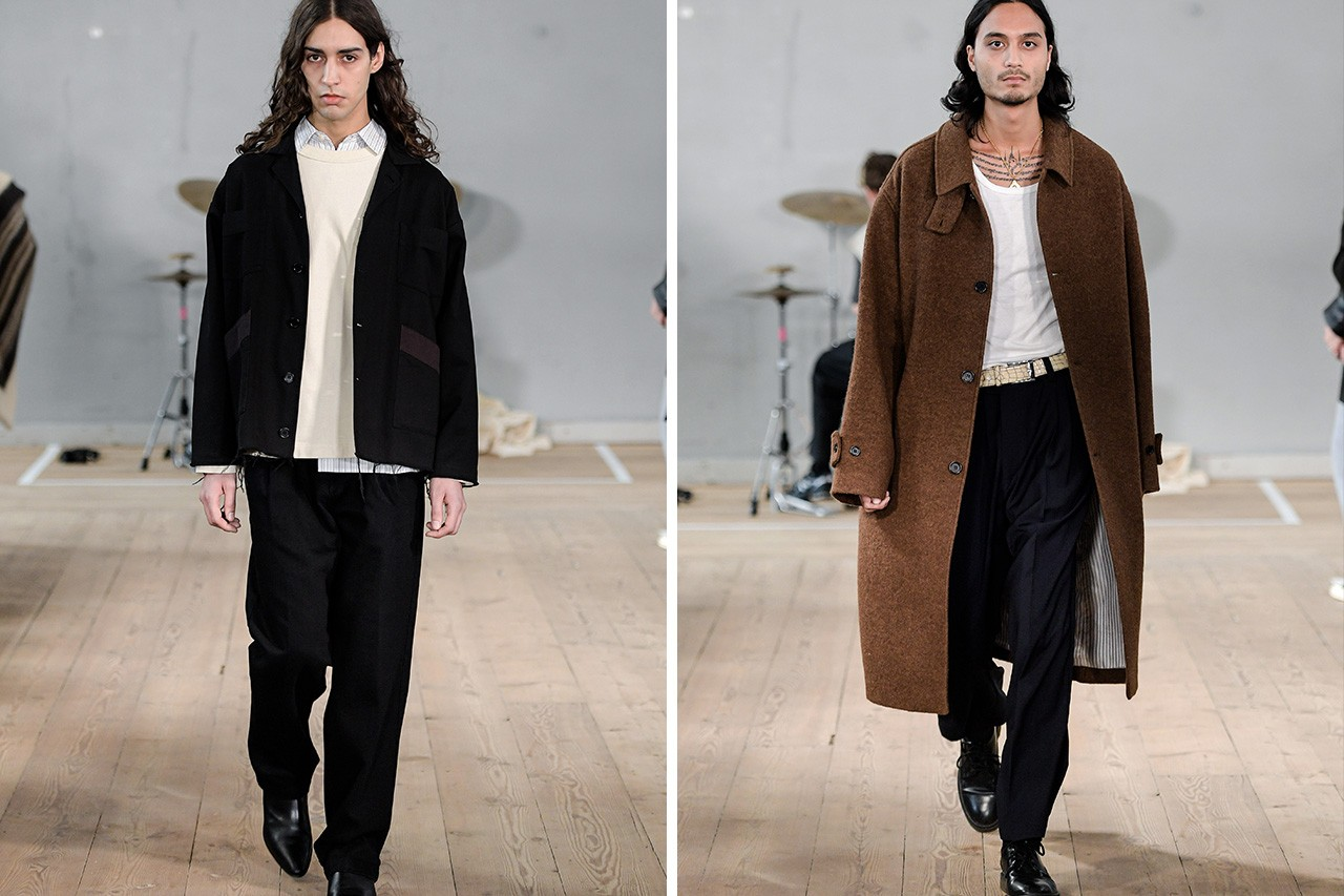 Copenhagen Fashion Week Fall/Winter 2020 best collections highlights mfpen holzweiler soulland sunflower wood wood tonsure division revolver