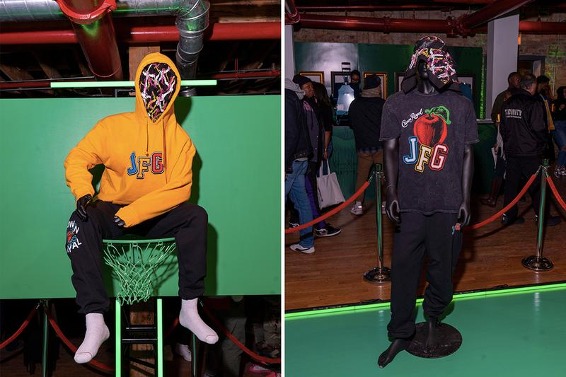 baseketball joe freshgoods all star weekend chicago nba all star weekend pop-up royal apple goods collaboration collection