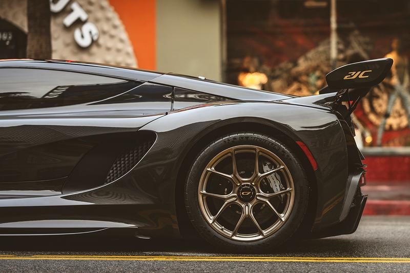 Czinger 21C Hybrid Hypercar 3D Printed Supercar Announcement News Revealed New Figures 1250 BHP Twin Turbo V8 Power American Developed