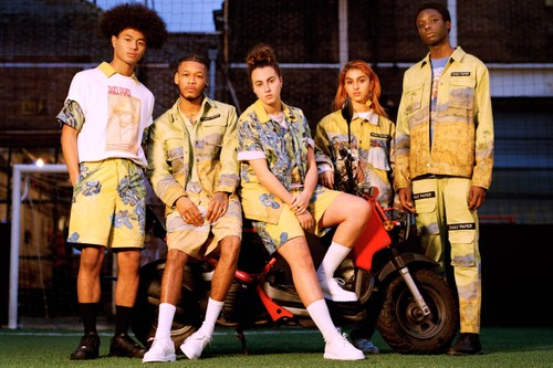 Daily Paper Reimagines Iconic Vincent van Gogh Pieces in Vibrant SS20 Capsule