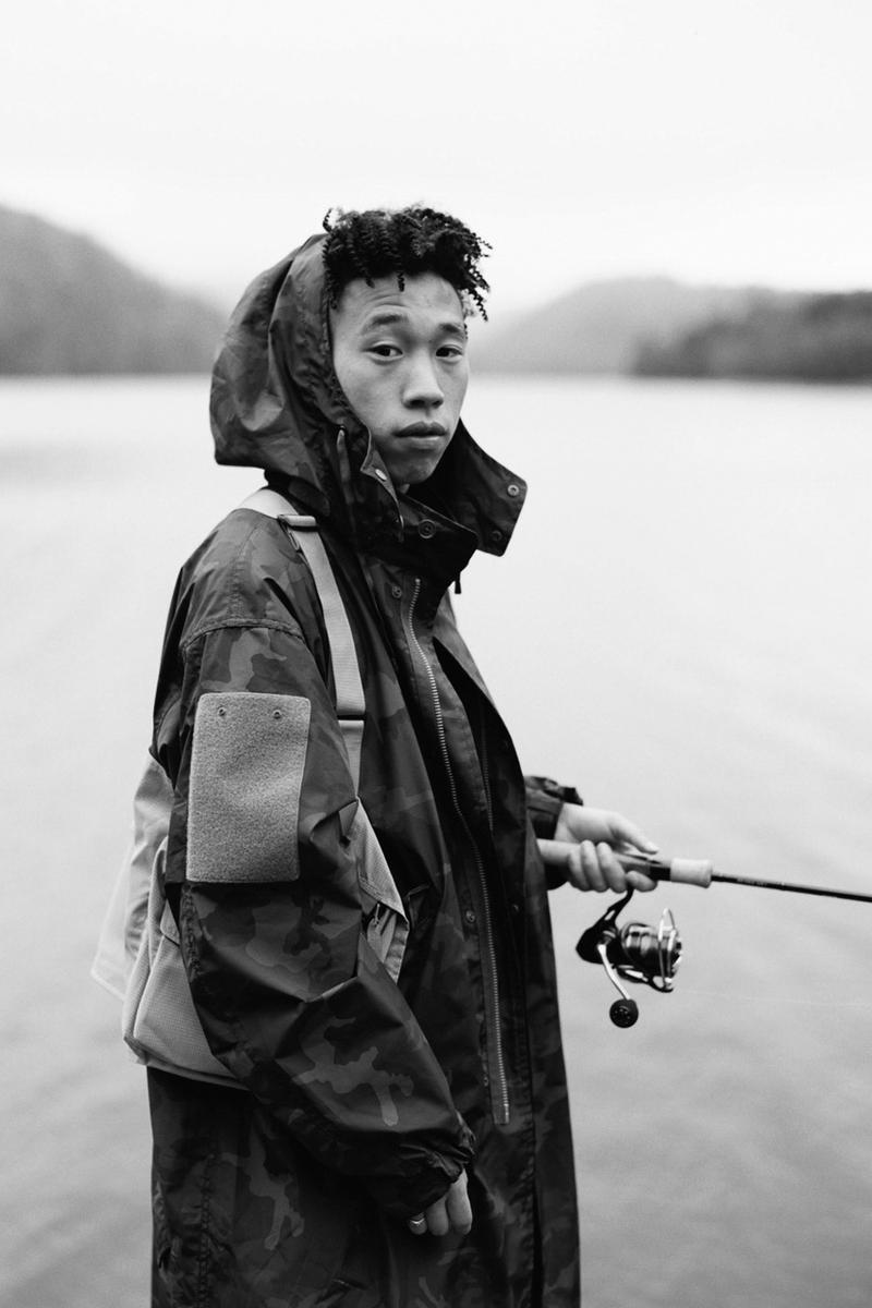 DAIWA PIER39 Spring/Summer 2020 Collection Lookbook ss20 japan fishing outdoors techwear