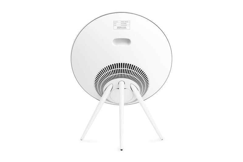Daniel Arsham Bang & Olufsen Beoplay A9 Speaker Release Info Buy Price Moon 4th Generation Browns