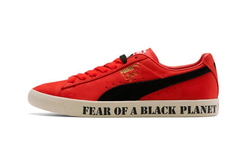def jam puma sky lx clyde high risk red cordovan black white maroon rick rubin public enemy 374538 374539 374536 374537 01