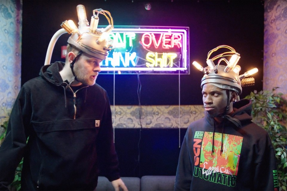 Image result for kenny beats & denzel curry UNLOCKED video