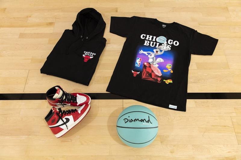 Diamond Supply Co. Space Jam NBA Collection All-Star Weekend