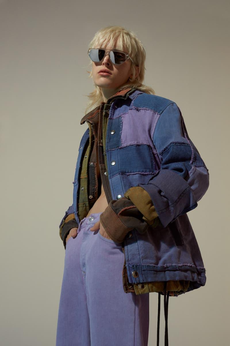 Diesel Upcycling for 55DSL Capsule Collection Milan Fashion Week Shirts Jackets Pants Shorts T-shirts Sweatshirts Denim