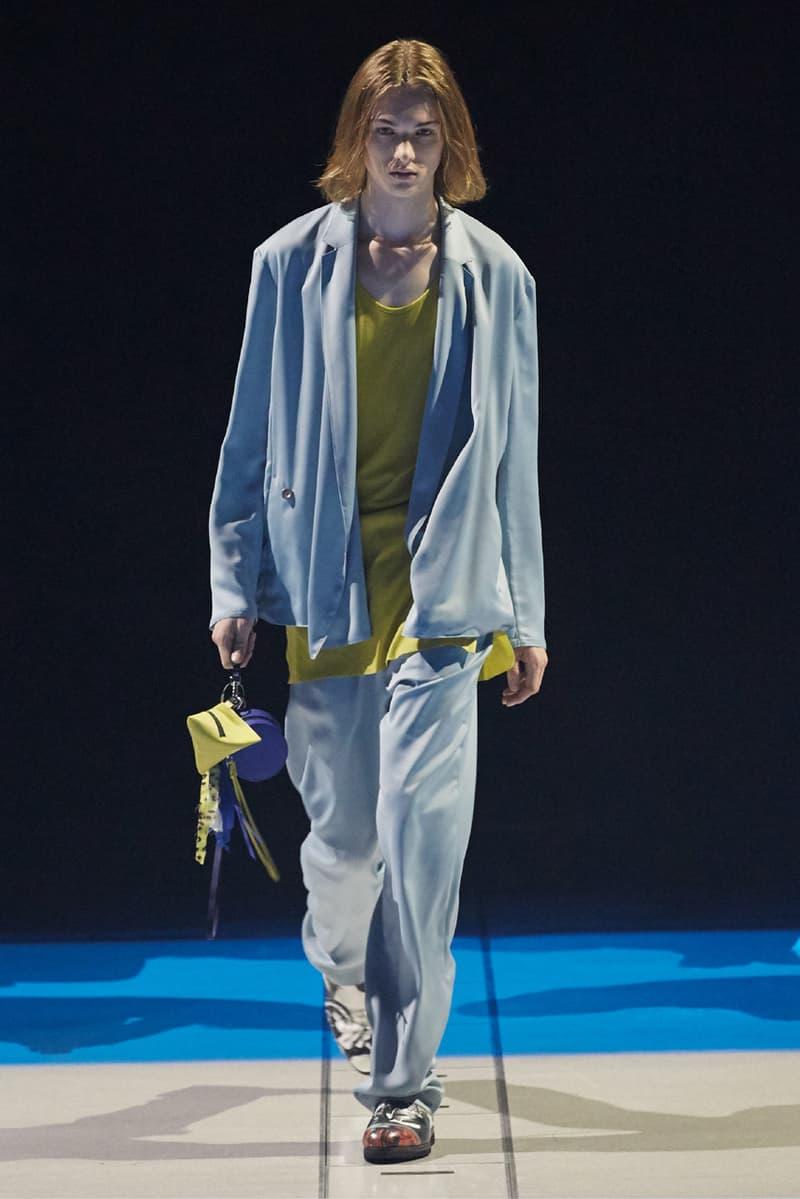 "Diet Butcher Slim Skin Spring/Summer 2020 Collection Kosuke Kawamura GUCCIMAZE ""Curiosity"" Shirts Jackets Pants Bags Crewnecks Graffiti Runway Scarves Blazers Bomber Jackets"