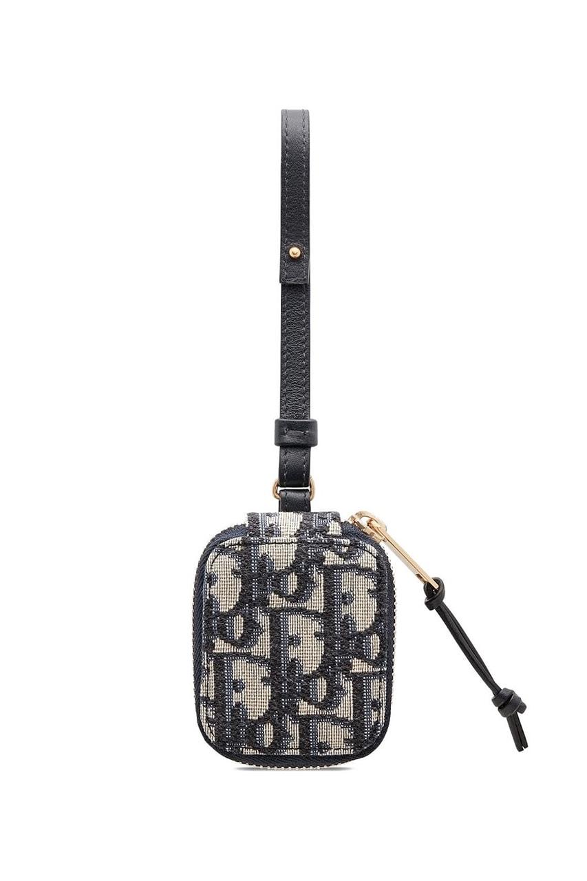 Dior Oblique Airpod Case Release Details Hypebeast