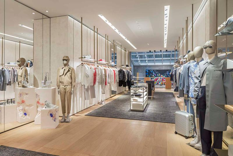 Dior's New Soho, NYC Men's Store: An Inside Look