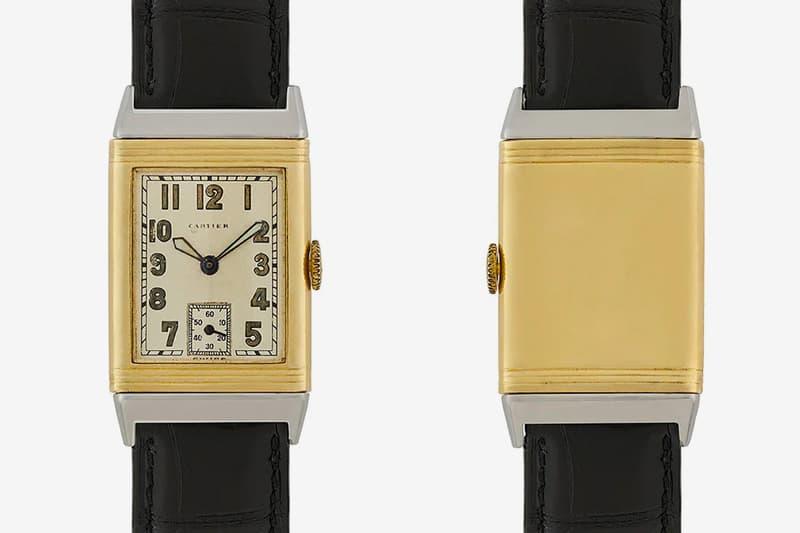 dover street market los angeles la vintage rare cartier watches tank exhibition harry fane