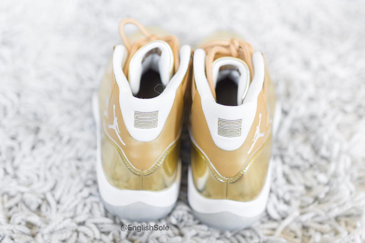 jordan 11 gold jumpman