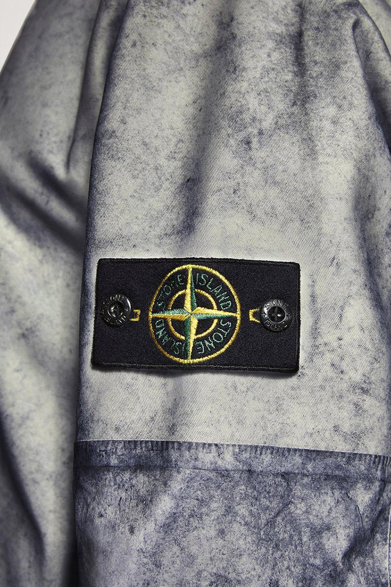 end clothing stone island release information buy cop purchase cargo pants anorak jacket material colorway design