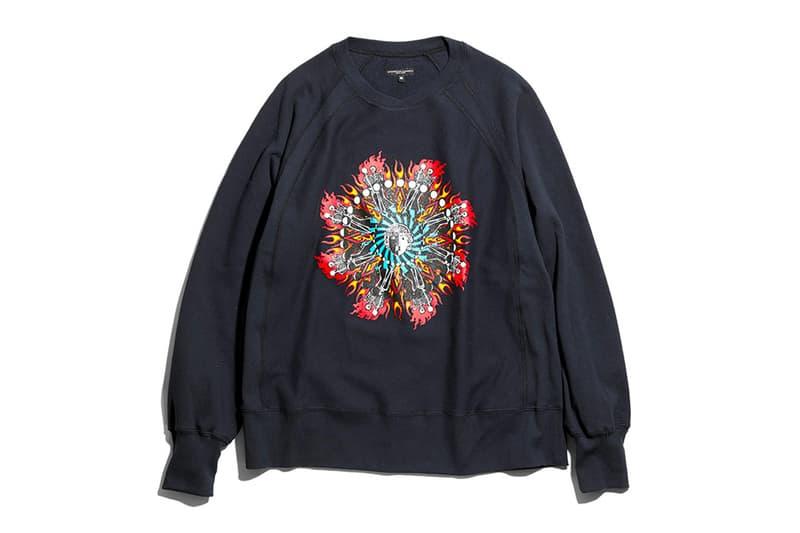 Engineered Garments Pop Up Isetan Shinjuku artist kenzo minami daiki suzuki nepenthes tokyo new york japan japanese designer MIKE MING GAKU INADA menswear streetwear