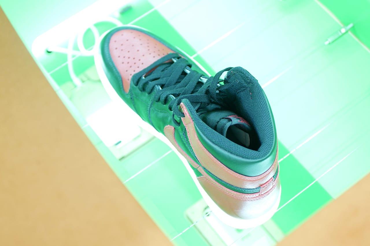 Entrupy Sneaker Authentication System