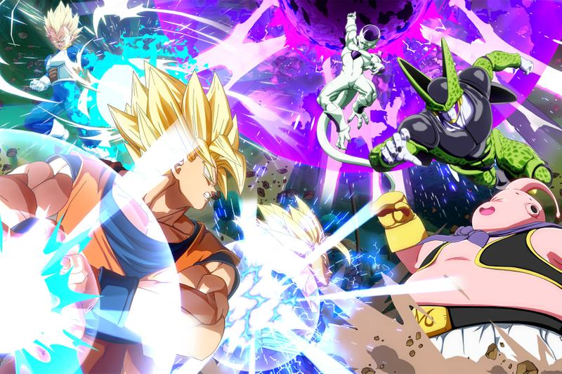 DragonBall FighterZ EVO 2020 Official Games List Announced Street Fighter V: Champion Edition