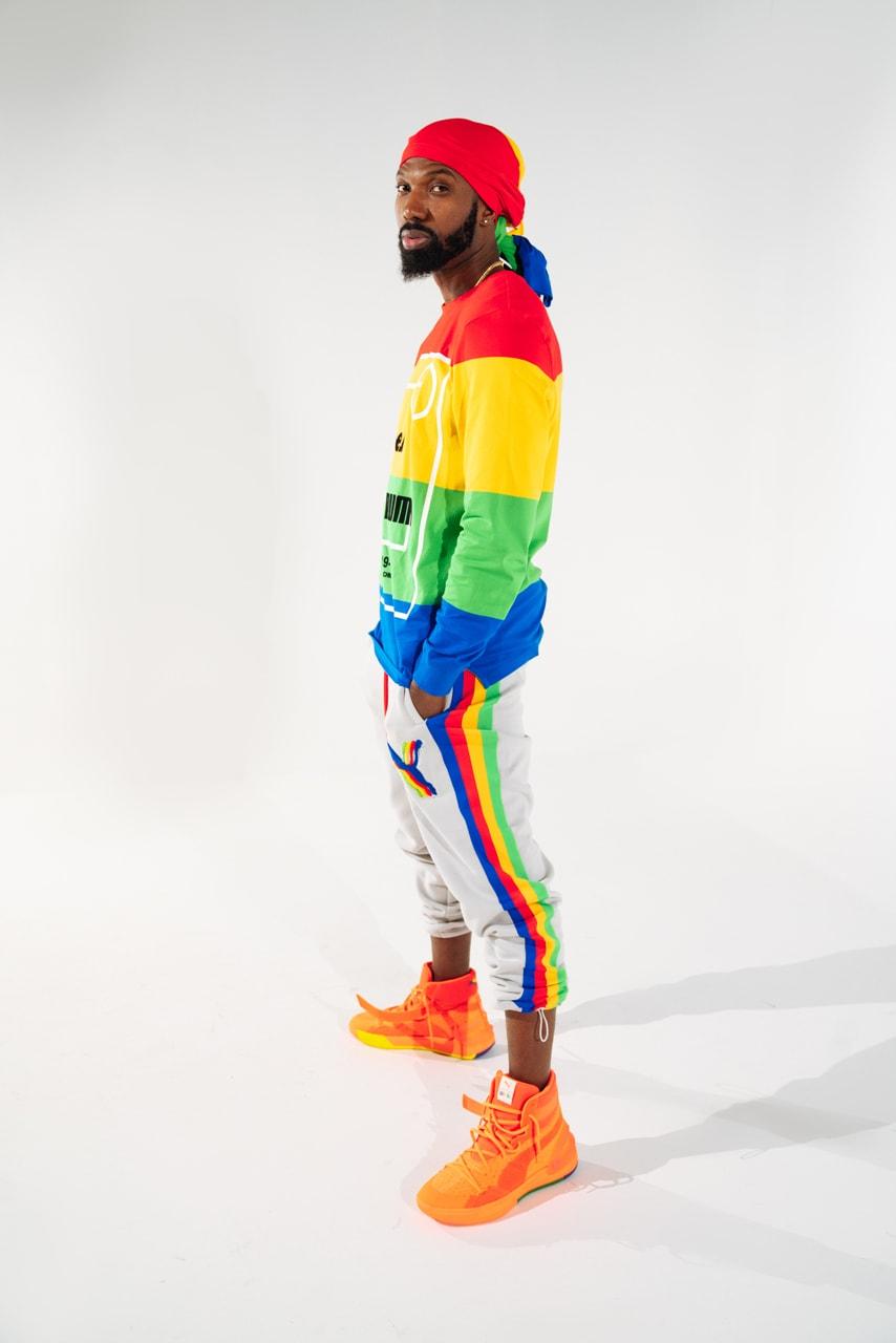 puma fashion geek sky modern nba all star weekend chicago neon release date info photos price
