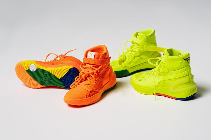 puma fashion geek sky modern nba all star weekend chicago neon release date info photos price