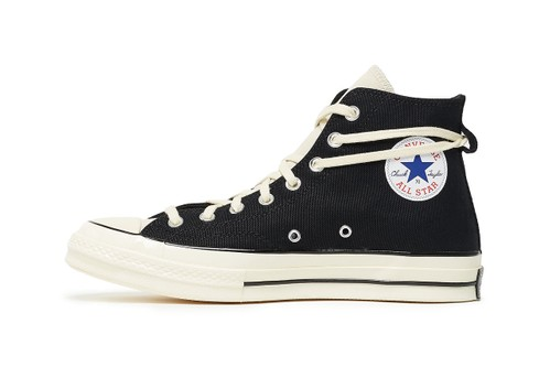 Fear of God Essentials and Converse Revisit the Chuck 70 (UPDATE)