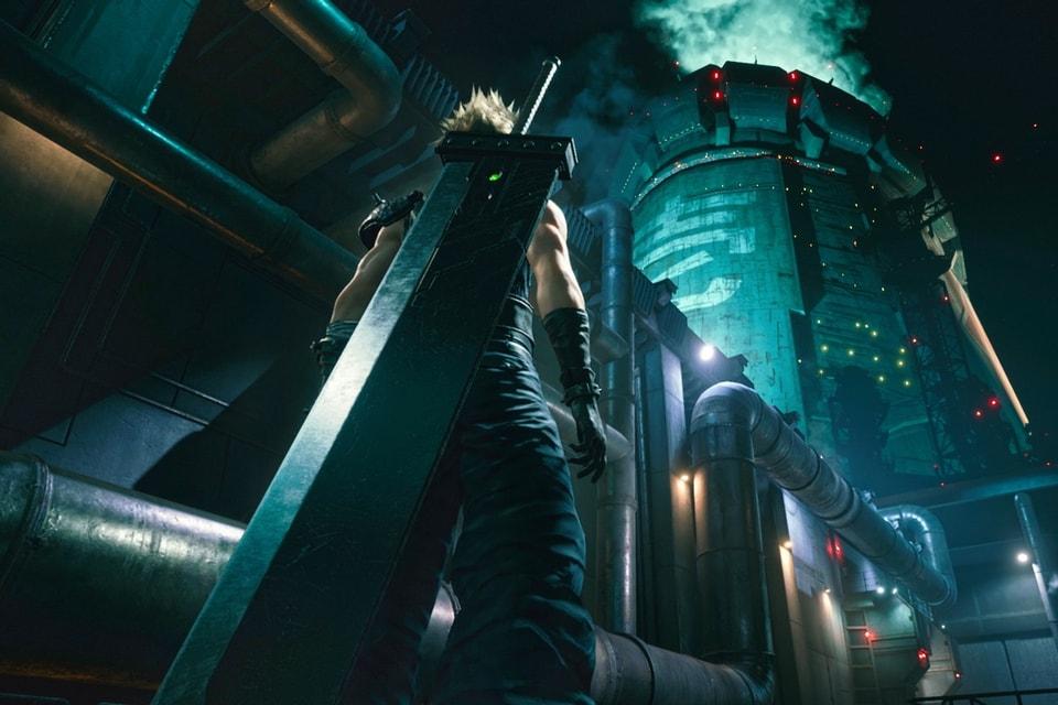 Final Fantasy VII Remake' Opening Scene Trailer | HYPEBEAST