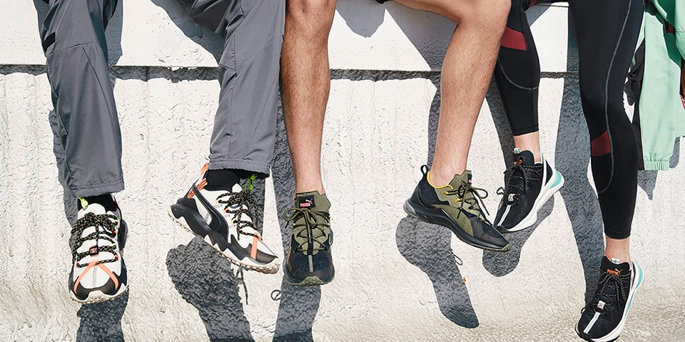 PUMA Partners With First Mile to Create Sustainable Sportswear Collection