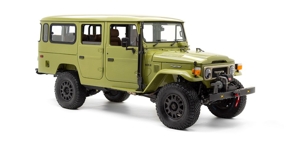 """FJ Company Pays Tribute to Troopy FJ45 in Latest """"G45-S"""" Build"""